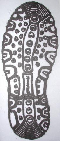 Foot Print 2