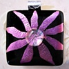 PINK FLOWER PENDANT