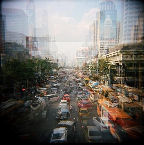Thanon Ratchadamri, Bangkok