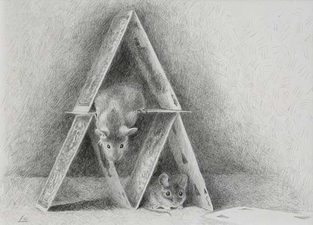"""mouse house of cards"""