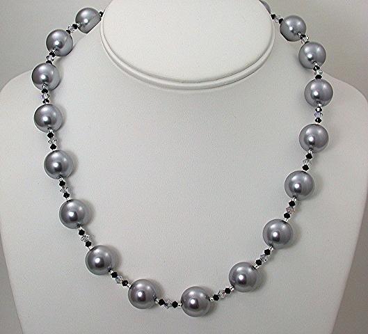 Gray Pearls
