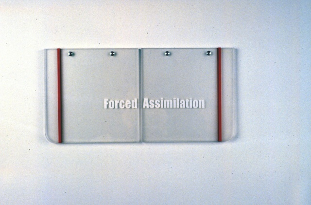 Forced Assimilation, 2003