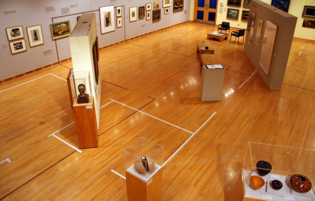 Olivia 2006-07 (installation detail)