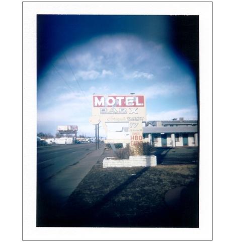 Motel Bar X