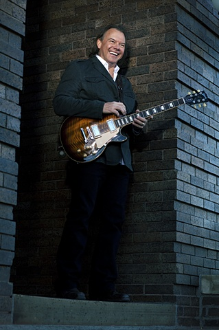 Gary Dean Smith promotional photograph guitar player musician band photographer music