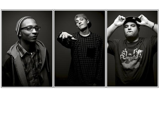 decan rush steetz rossy t hip hop artists