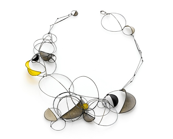 Swoon Series I Unaccompanied necklace