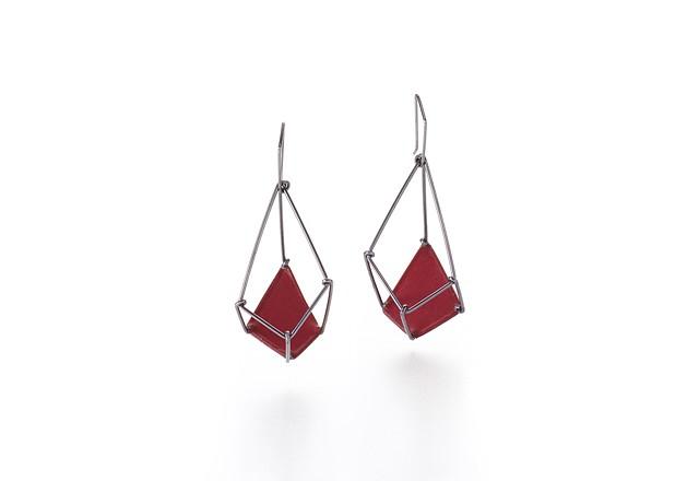 Fracture Series Earrings