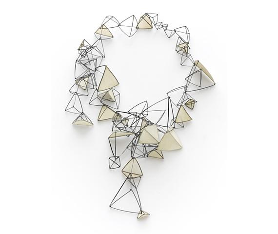 Palpitation Series I Unaccompanied necklace