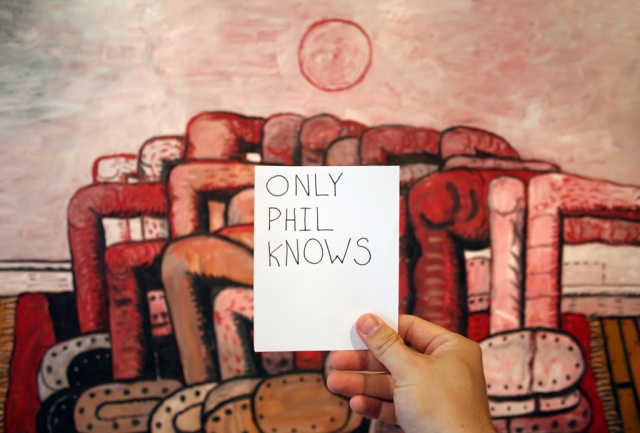 Only Phil Knows