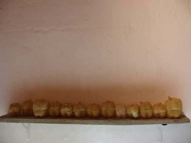 Cajitas de Pimientas (Pepper Boxes)