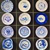 Monochromatic Vietnamese Plates
