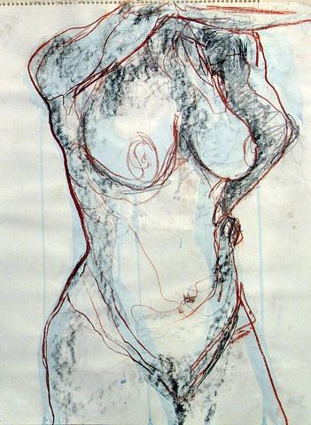 Nude: Figure Study