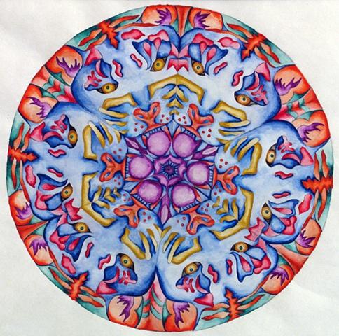 Kaleidoscope: Tiger