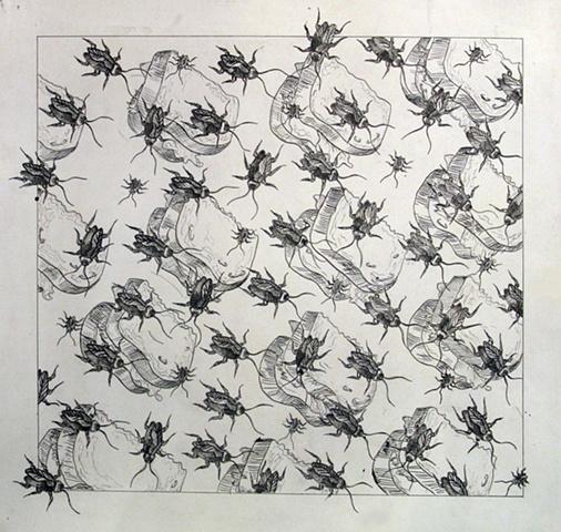 Pattern 2: Roaches