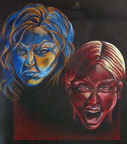 Emotion Color Study 1