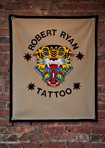 Commissioned Banner for  Robert Ryan Asbury Park, NJ