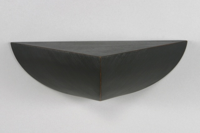 Triangle Shelf Black