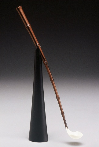 Macasar Ebony Spoon (192)