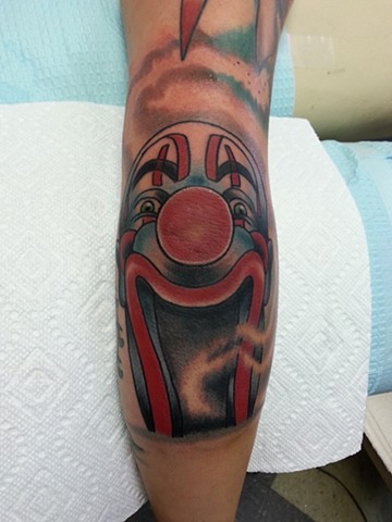 ELBOW CLOWN