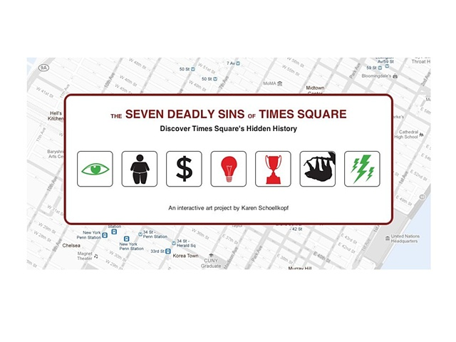 the seven deadly sins of times square (screenshot)