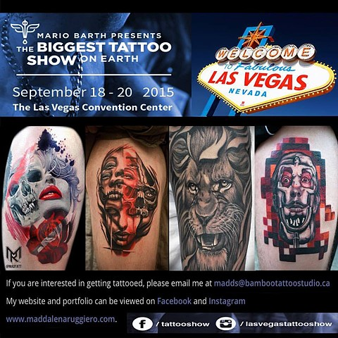 BIGGEST TATTOO SHOW ON EARTH