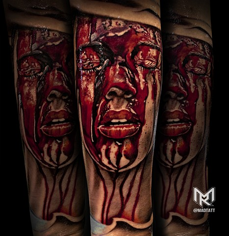 Bloody Portrait