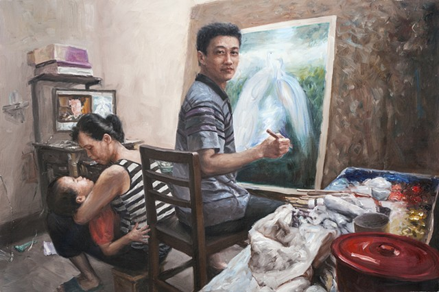 Painter #11 (Jian Hua)