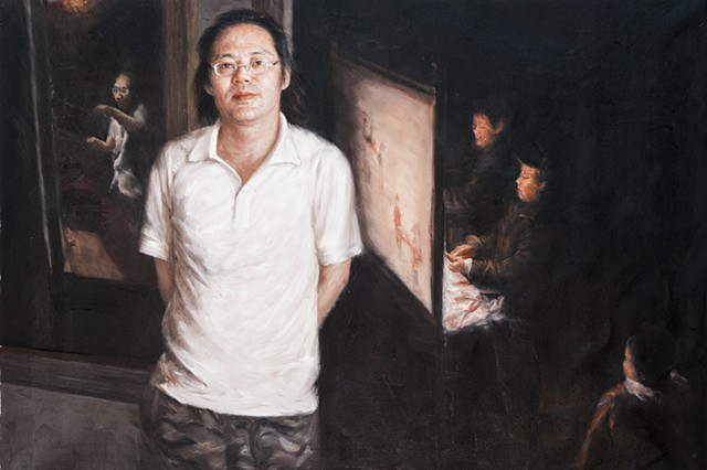 Painter #9 (Wang Wei)