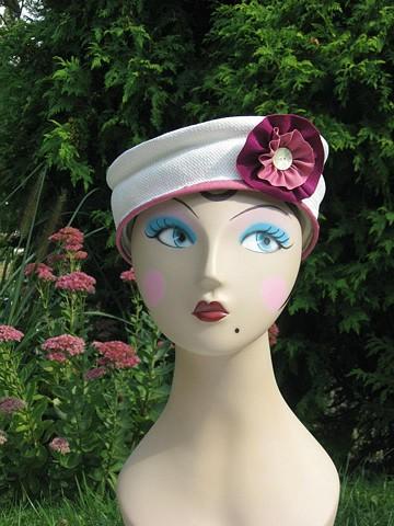 Paper Straw turban