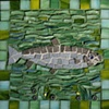 Student mosaic - Wes