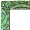 Mosaic frame/mirror