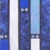Bands of Blue I