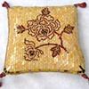 Sweet Deception - Mosaic pillow