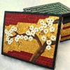 Cherry Blossom Box - top