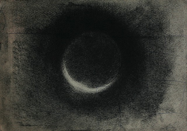 Solar Eclipse, Nearing Totality (2015)