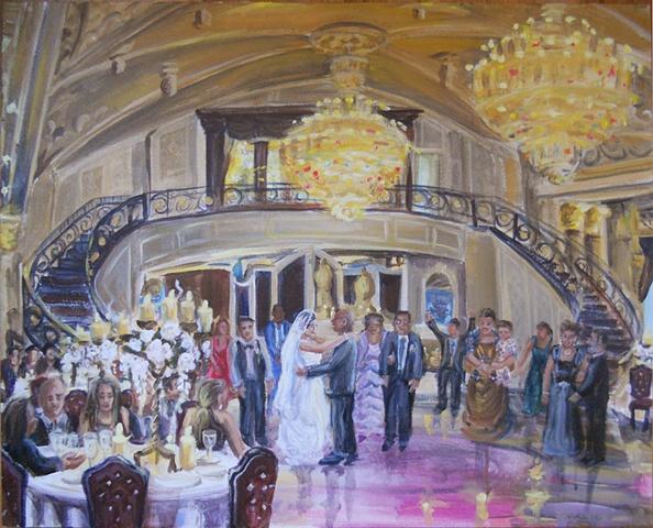 Maria and John's Wedding at the Venetian in Garfield, NJ