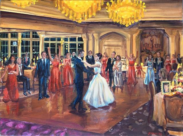 Emma and Chris's wedding at the Park Savoy, Florham Park, NJ
