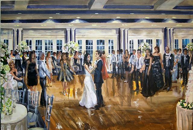 Jenny and Nat's Wedding at Temple Beth-El, West Hartford, CT
