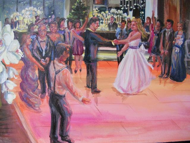 Craig and Brooke's Wedding (detail)