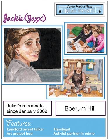 """Sample """"People Posting:"""" Juliet's Roommate Jaxx"""