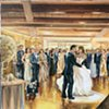 First Dance Painting