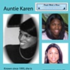 "Sample ""People Posting:"" Chris's Auntie Karen"