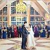 Wedding ceremony: first dance