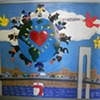 PS 226 Mural: Reaching For the Sky