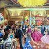 Gabrielle's Bat Mitzvah at the East Meadow Jewish Center, Long Island