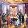 Indian Wedding Reception at the Doubletree Hotel, NJ