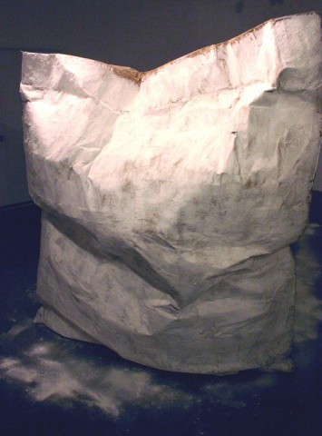 Untitled (Sugar Monolith)