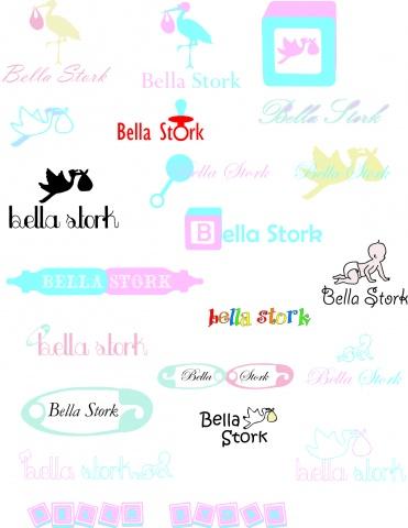 Bella Stork brainstorming
