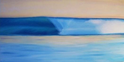 Blue Blur Wave